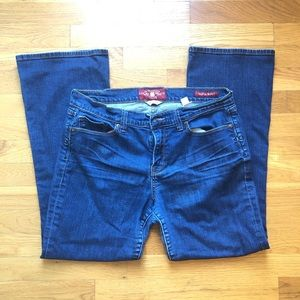 Lucky Brand Sofia Boot jeans size 14/32